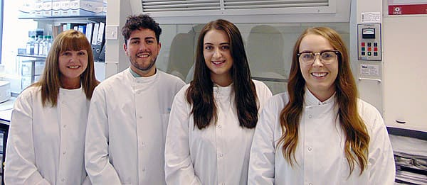 The Company – Our Lab Team