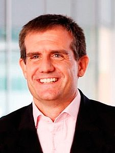 Nick Ash Chief Executive Officer