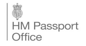 HM Passport Office Logo