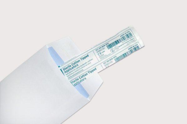 NorthGene - Placing Swab Packet In Sample Collection Envelope