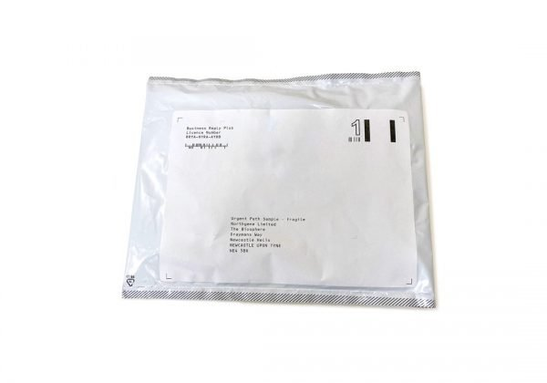 Packaging Envelope Sample