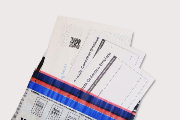 NorthGene - Packing Return Envelope