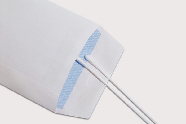 NorthGene - Placing Swabs In Sample Envelope