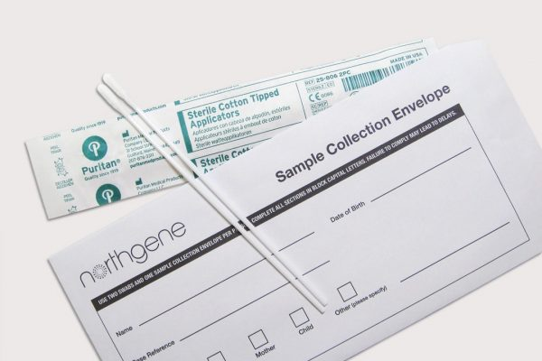 NorthGene - Sample Swabs With Collection Envelope