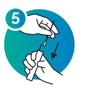 NorthGene Sampling Procedure Icon 5