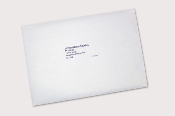 NorthGene - Test Kit Plain Packaging Example